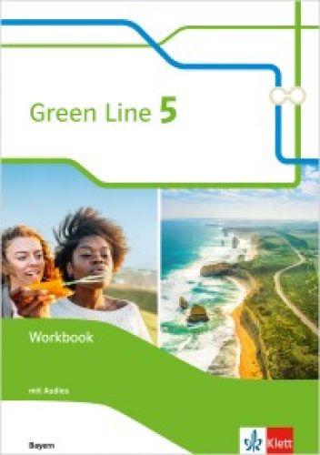 Green Line 5, Workbook m. Audio-CD (Ausgabe ab 2017, LehrplanPlus)