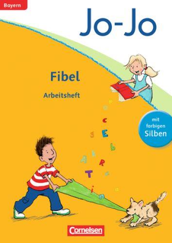 Jo-Jo Fibel, Arbeitsheft zum Leselehrgang (2014)
