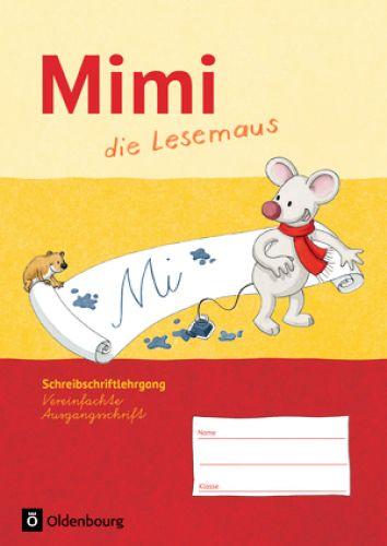 Mimi die Lesemaus, Schreibschriftlehrgang VA, Ausg.F (2014)