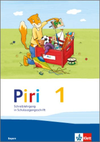 Piri Fibel Schreiblehrgang SAS