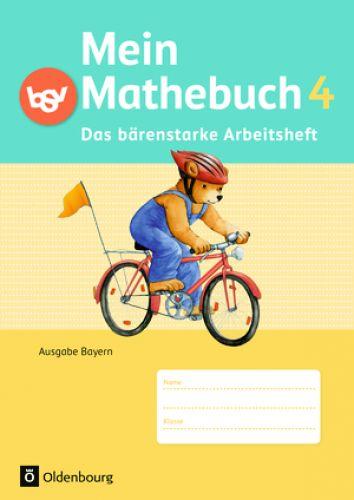 Mein Mathebuch 4, Arbeitsheft (2014)