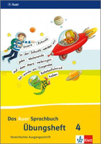 Auer Sprachbuch 4, Übungsheft, VA