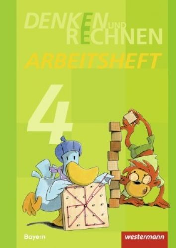 Denken und Rechnen 4, Arbeitsheft (2014)
