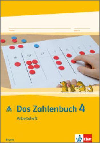 Zahlenbuch 4, Arbeitsheft (2014)