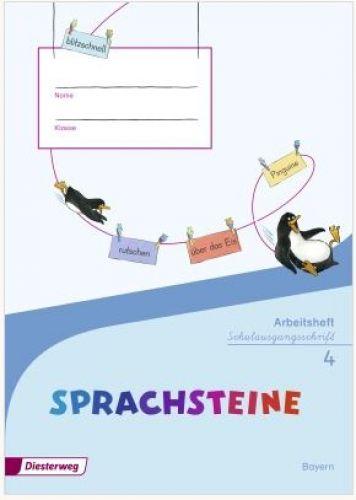 Sprachsteine 4, Arbeitsheft SAS
