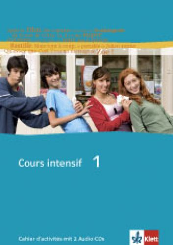 Cours intensif, neu 2006, Band 1, Cahier m. 2 Audio-CDs