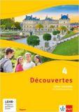 Découvertes 4, Cahier m.CD/DVD (LehrplanPlus)