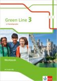 Green Line (2.FS) Band 3, Workbook m. Audio-CD (LehrplanPlus)