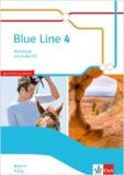 Blue Line 4, R-Zug, Workbook m.CD (LP+)