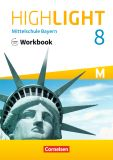 Highlight 8, Workbook (LehrplanPlus), M-Zug