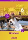 New Highlight 6, WB für M-Klassen m. Exam-Practice
