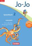 Jo-Jo Klasse 2, Sprachbuch, Arbeitsheft VA (2014)