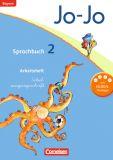 Jo-Jo Klasse 2, Sprachbuch, Arbeitsheft 2 SAS (2014)