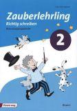 Zauberlehrling - Richtig schreiben 2, Arbeitsheft SAS (2014)