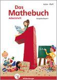 Das Mathebuch 1, Arbeitsheft (2014)