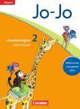 Jo-Jo Klasse 2, Lesebuch, Arbeitsheft Lesestrategien (2014)