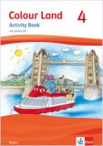 Colour Land 4, Activity Book mit Audio-CD