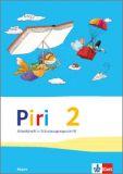 Piri 2, Arbeitsheft SAS (2014)