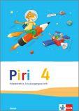 Piri 4, Arbeitsheft SAS