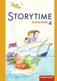 Storytime Activity Book 4