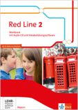 Red Line 2 Workbook m.CD (LehrplanPlus)