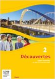 Decouvertes 2, Cahier m.CD/DVD (LehrplanPlus)