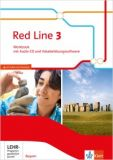 Red Line 3 Workbook m.CD (LehrplanPlus)