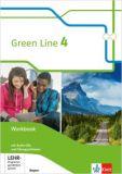 Green Line 4, Workbook m. Audio-CDs und Übungssoftware (Ausgabe 2017, LehrplanPlus)