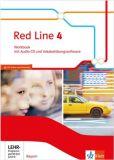 Red Line 4, Workbook m.CD (LehrplanPlus)