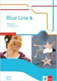 Blue Line 4, M-Zug, Workbook m.CD (LP+)