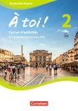 A toi! 2, Carnet m. CD und Förderheft