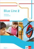 Blue Line 2, Workbook m.CD (LehrplanPlus)