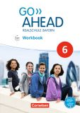 Go Ahead 6 Workbook (LehrplanPlus)