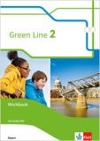 Green Line 2, Workbook m. Audio-CD (Ausgabe 2017, LehrplanPlus)