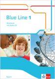 Blue Line 1, Workbook m.CD (LehrplanPlus)