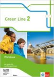Green Line 2, Workbook m. Audio-CDs und Übungssoftware (Ausgabe 2017, LehrplanPlus)