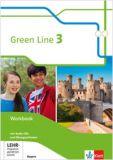 Green Line 3, Workbook m. Audio-CDs und Übungssoftware (Ausgabe 2017, LehrplanPlus)