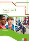 Green Line (2.FS) Band 2, Workbook m. Audio-CD (LehrplanPlus)