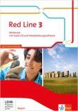 Red Line 3 Workbook m.CD (LehrplanPlus)